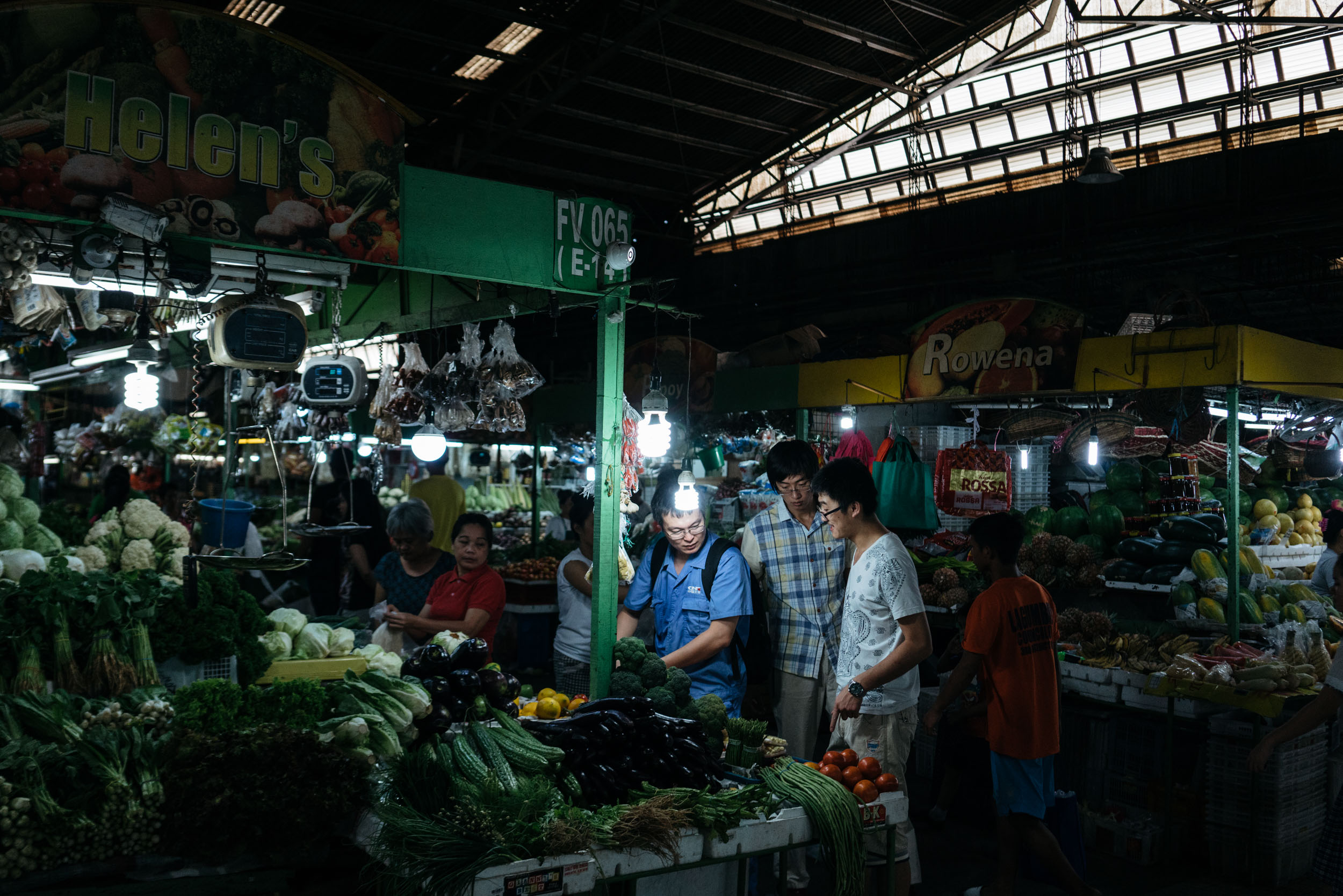 Food Section: Philippine Food Decoder
